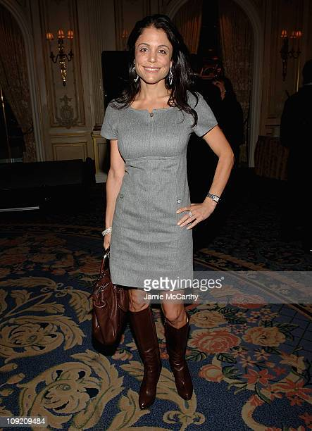 Bethenny Frankel attends Departures Magazine Hosts Luxury Marketing Council Annual Holiday Celebration at the Jumeirah Essex House in New York on...