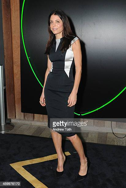 Bethenny Frankel attends Dom Perignon Celebrates 'Metamorphosis' Art Basel Miami Beach at Wall at W Hotel on December 4 2014 in Miami Beach Florida