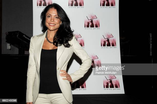 Bethenny Frankel attends LITERACY ASSOCIATES benefit for Literacy Partners at Tenjune on June 2 2009 in New York City