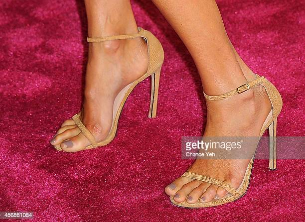 Bethenny Frankel attends the 2014 FFANY Shoes On Sale Gala at The Waldorf=Astoria on October 8 2014 in New York City