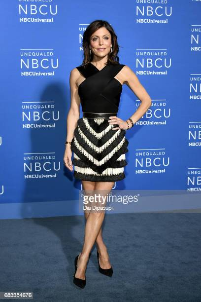Bethenny Frankel attends the 2017 NBCUniversal Upfront at Radio City Music Hall on May 15 2017 in New York City