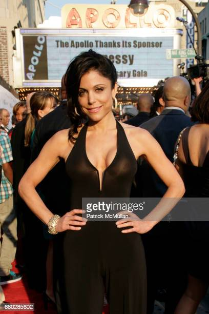 Bethenny Frankel attends The 75th Anniversary of THE APOLLO THEATER at Apollo Theater on June 8 2009 in New York City
