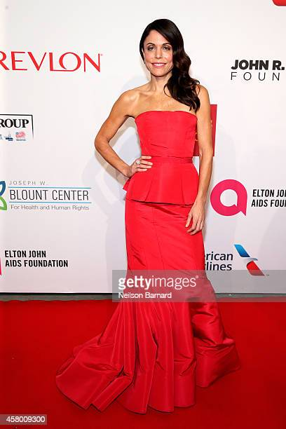Bethenny Frankel attends the Elton John AIDS Foundation's 13th Annual An Enduring Vision Benefit at Cipriani Wall Street powered by CIROC Vodka on...