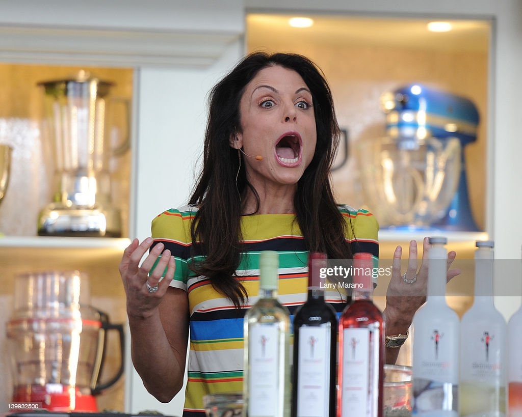 <a gi-track='captionPersonalityLinkClicked' href=/galleries/search?phrase=Bethenny+Frankel&family=editorial&specificpeople=873539 ng-click='$event.stopPropagation()'>Bethenny Frankel</a> attends the Whole Foods Grand Tasting Village at the 2012 South Beach Wine and Food Festival on February 25, 2012 in Miami Beach, Florida.
