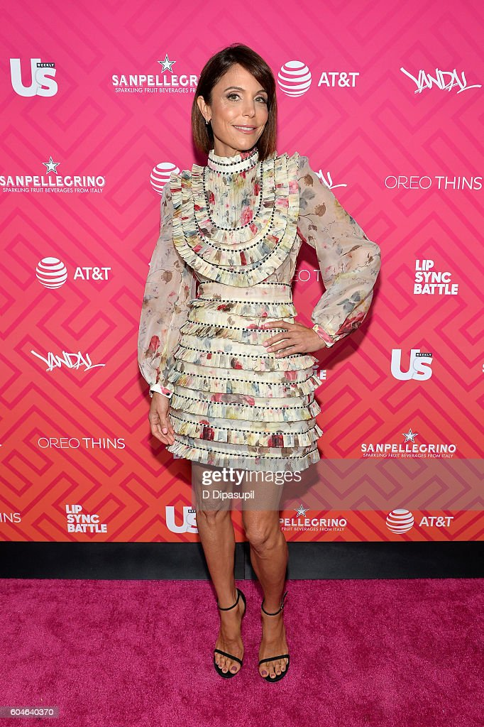 Bethenny Frankel attends Us Weekly's Most Stylish New Yorkers 2016 at Vandal on September 13, 2016 in New York City.
