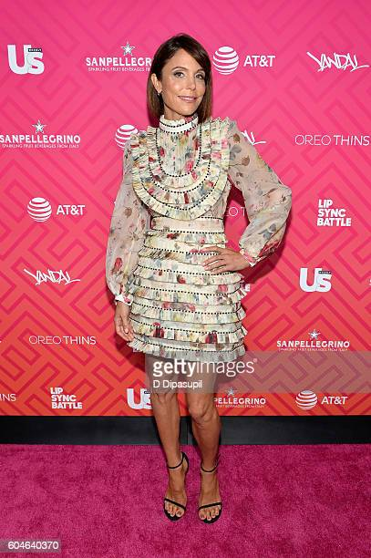 Bethenny Frankel attends Us Weekly's Most Stylish New Yorkers 2016 at Vandal on September 13 2016 in New York City