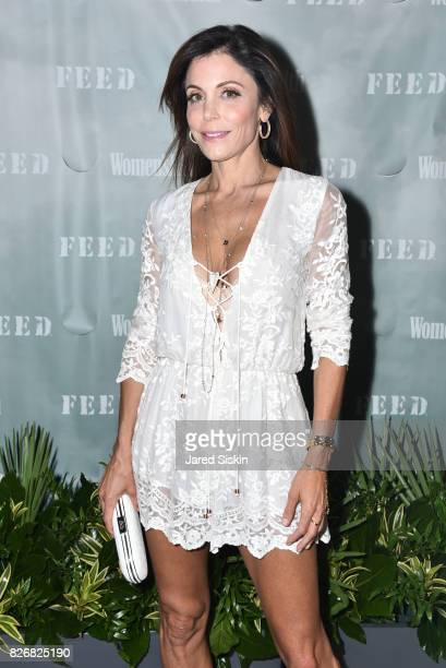 Bethenny Frankel attends Women's Health and FEED's 6th Annual Party Under the Stars at Bridgehampton Tennis and Surf Club on August 5 2017 in...