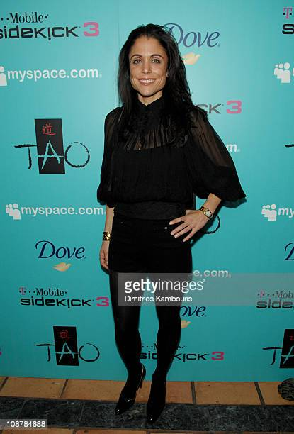 Bethenny Frankel during 2007 Park City MySpace Nights at Tao Day 1 at Harry O's in Park City California United States