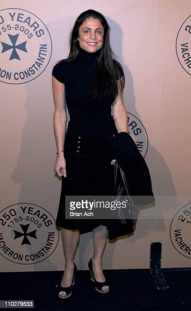 Bethenny Frankel during Vacheron Constantin 250th Anniversary Celebration Hosted by Melania Trump at New York Public Library in New York City New...