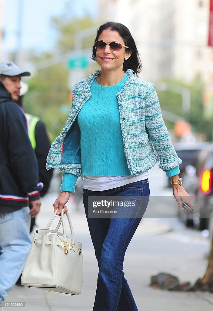 <a gi-track='captionPersonalityLinkClicked' href=/galleries/search?phrase=Bethenny+Frankel&family=editorial&specificpeople=873539 ng-click='$event.stopPropagation()'>Bethenny Frankel</a> is seen in Tribeca at Streets of Manhattan on October 12, 2012 in New York City.