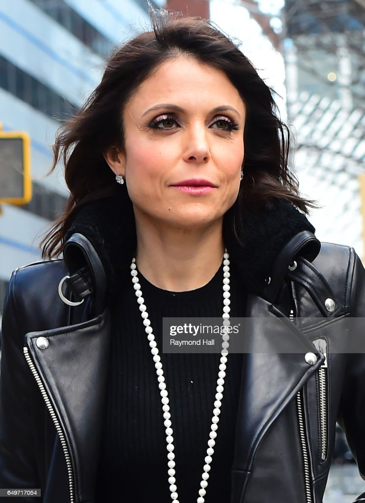 Bethenny Frankel is seen walking in Soho on March 8, 2017 in New York City.