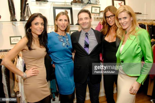 Bethenny Frankel Jennifer Gilbert Jeff Casler Kelly Killoren Bensimon and Alex McCord attend SECOND TIME AROUND Resale Goes Upscale and Uptown at...