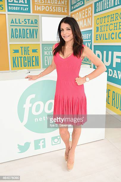Bethenny Frankel poses at the KitchenAid Culinary Demonstrations during the 2015 Food Network Cooking Channel South Beach Wine Food Festival...