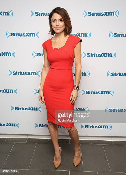 Bethenny Frankel visits at SiriusXM Studios on November 10 2015 in New York City