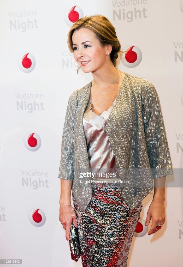 Betina Cramer attends the Vodafone Night at Hotel de Rome on September 26, 2012 in Berlin, Germany.