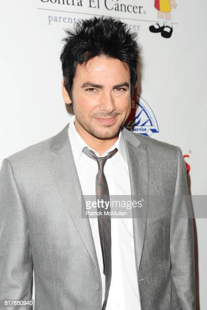 Beto Cuevas attends Padres Contra El Cancer at Hollywood Palladium on September 23 2010 in Hollywood California