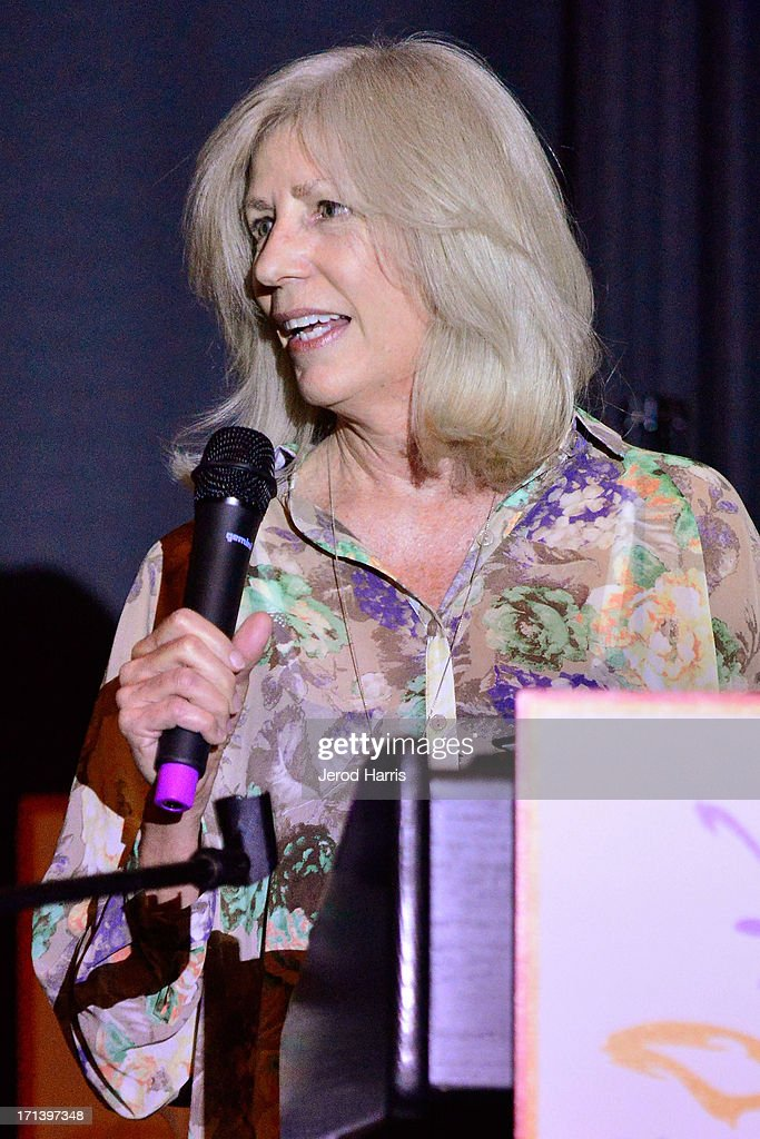 Betsey Sharkey attends the Palm Springs ShortFest closing night gala on June 23, 2013 in Palm Springs, California.