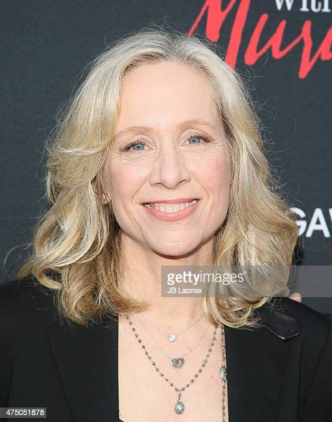 Betsy Beers arrives at 'How To Get Away With Murder' ATAS event held at Sunset Gower Studios on May 28 2015 in Hollywood California