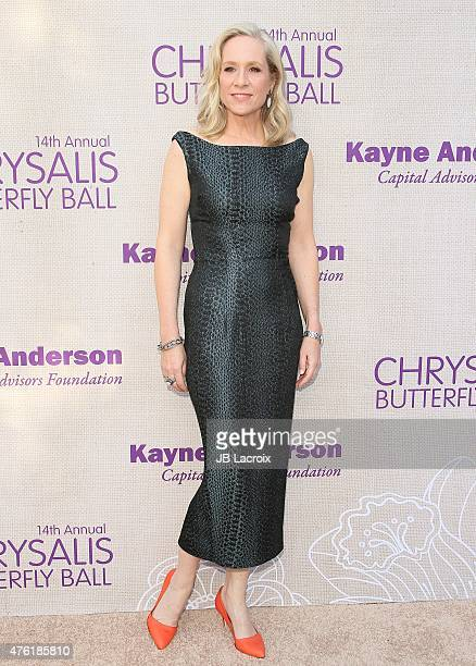 Betsy Beers attends the 14th annual Chrysalis Butterfly Ball sponsored by Audi Kayne Anderson Lauren B Beauty and Z Gallerie on June 6 2015 in Los...