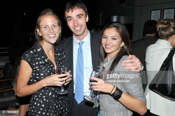 Betsy Burke Brett Shapiro and Taylor Grant attend ASSOCIATION to BENEFIT CHILDREN Junior Committee Fundraiser at Gansevoort Hotel on September 14...
