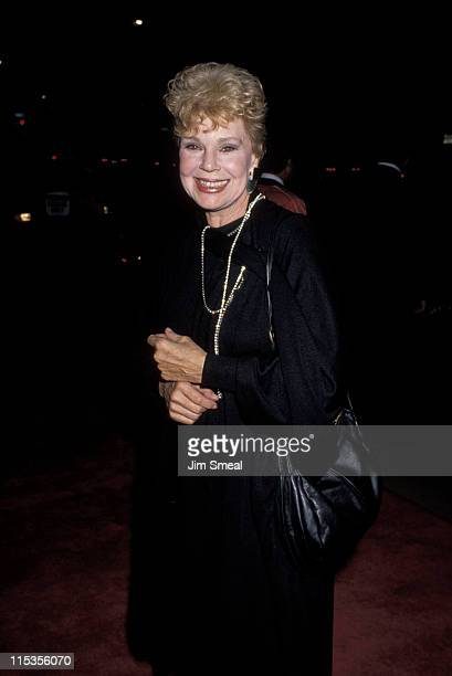 Betsy Palmer during 'Mother Mother' Los Angeles Premiere at Cinerama Dome in Hollywood California United States