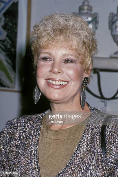 Betsy Palmer during Peter Mark Richman's Art Exhibit at Century City Shopping Center in Century City California United States