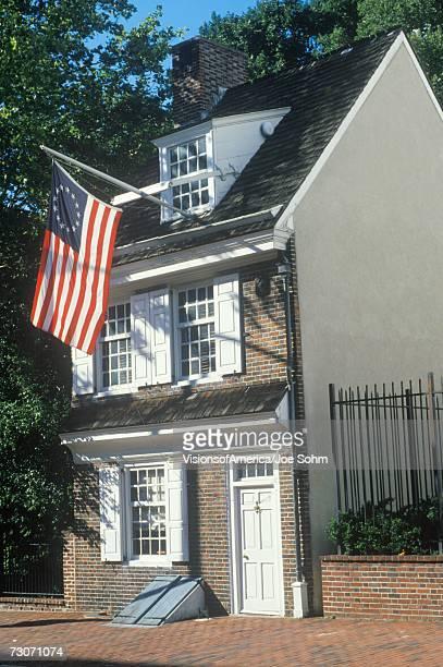 'Betsy Ross House, Philadelphia, Pennsylvania'