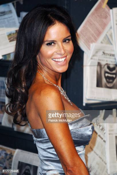 Betsy Russell attend Spike TV's 'SCREAM 2010' at The Greek Theatre on October 16 2010 in Griffith Park California