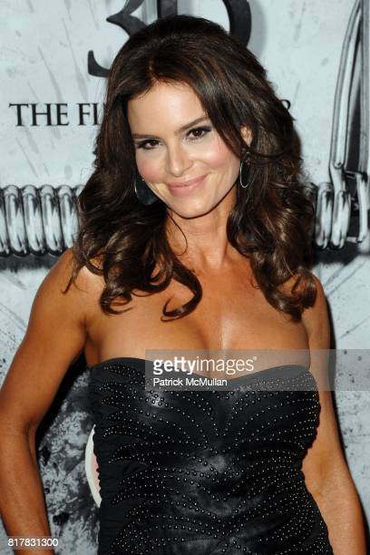 Betsy Russell attends SAW 3D Special LA Screening at The Mann's Chinese 6 on October 27 2010 in Hollywood California