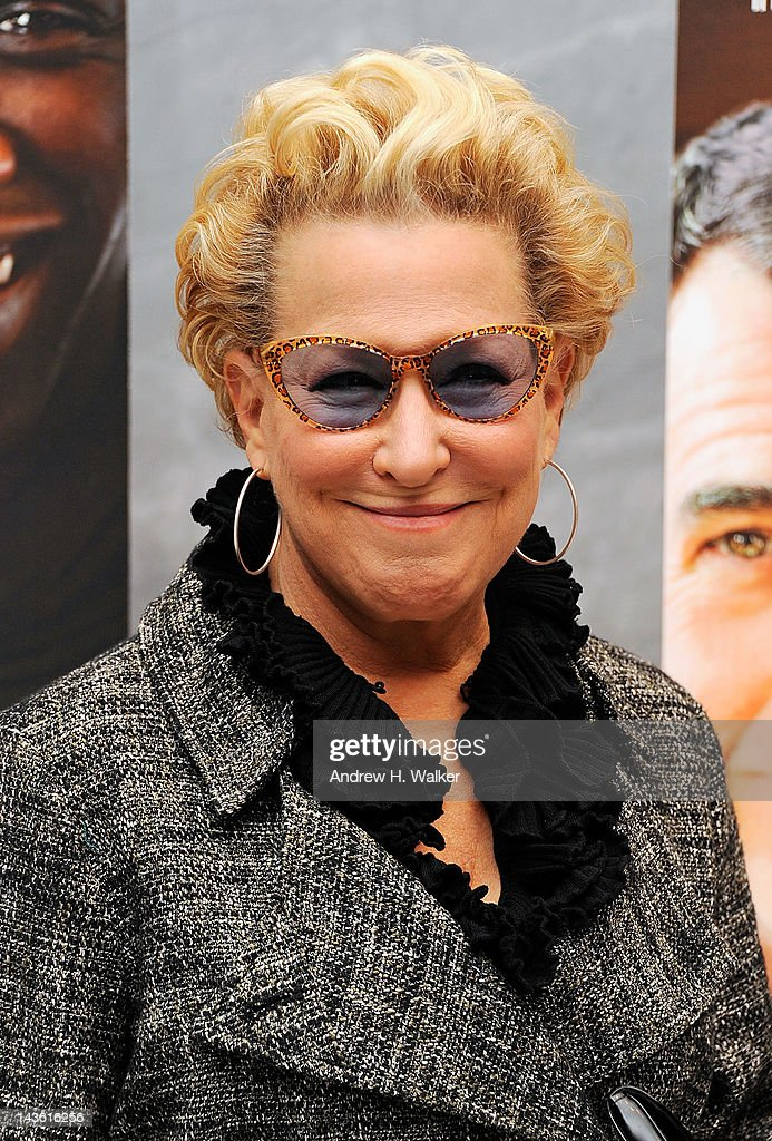 <a gi-track='captionPersonalityLinkClicked' href=/galleries/search?phrase=Bette+Midler&family=editorial&specificpeople=201551 ng-click='$event.stopPropagation()'>Bette Midler</a> attends a screening of 'The Intouchables' at The Paley Center for Media on April 30, 2012 in New York City.