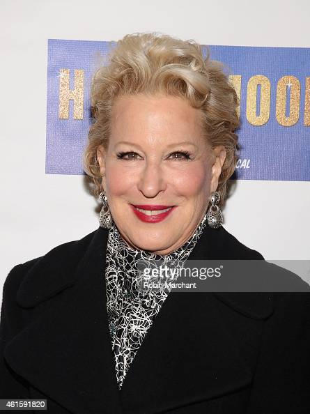 Bette Midler Nude Photos 17