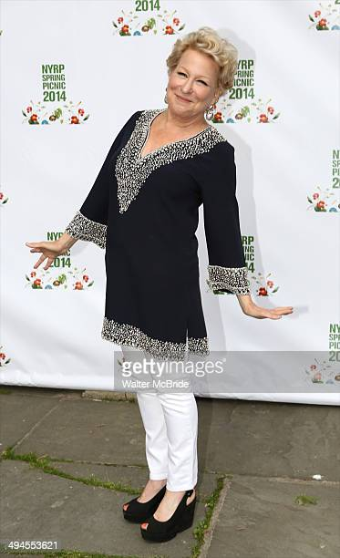 Bette Midler attends the NYRP 13th annual spring gala at General Grant National Memorial on May 29 2014 in New York City