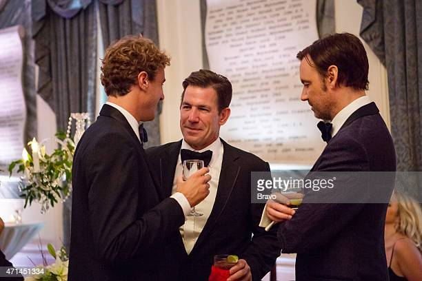 CHARM 'Better Late Than Never' Episode 207 Pictured William Shepard Rose III Thomas Ravenel Whitney SudlerSmith