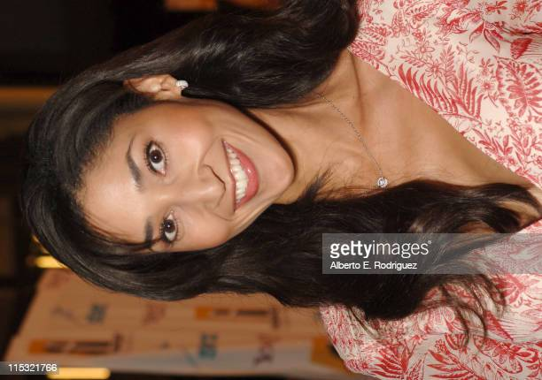Bettina Bush during Hollywood Film Festival's Opening Night Film Gala of 'Flicka' Red Carpet at The Arclight Theater in Hollywood California United...