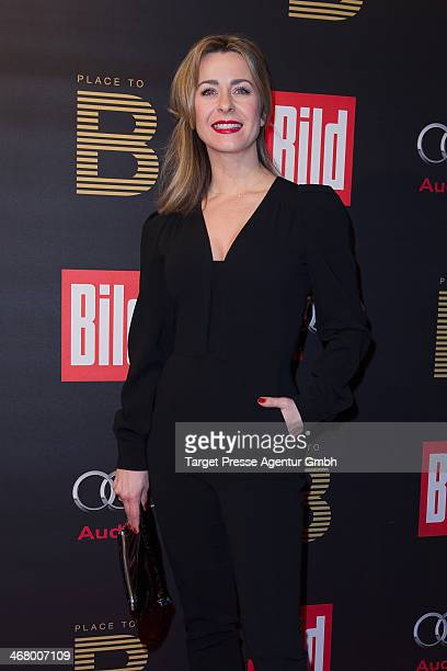 Bettina Cramer attends the BILD 'Place to B' Party at Grill Royal on February 8 2014 in Berlin Germany
