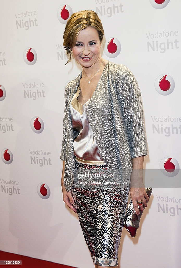 Bettina Cramer attends the Vodafone Night at Hotel de Rome on September 26, 2012 in Berlin, Germany.