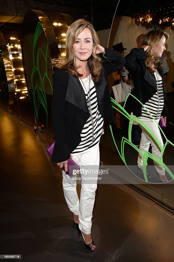 Bettina Kramer attends TRUE BERLIN No. 1 By Shan Rahimkhan & Ghd on September 13, 2013 in Berlin, Germany.