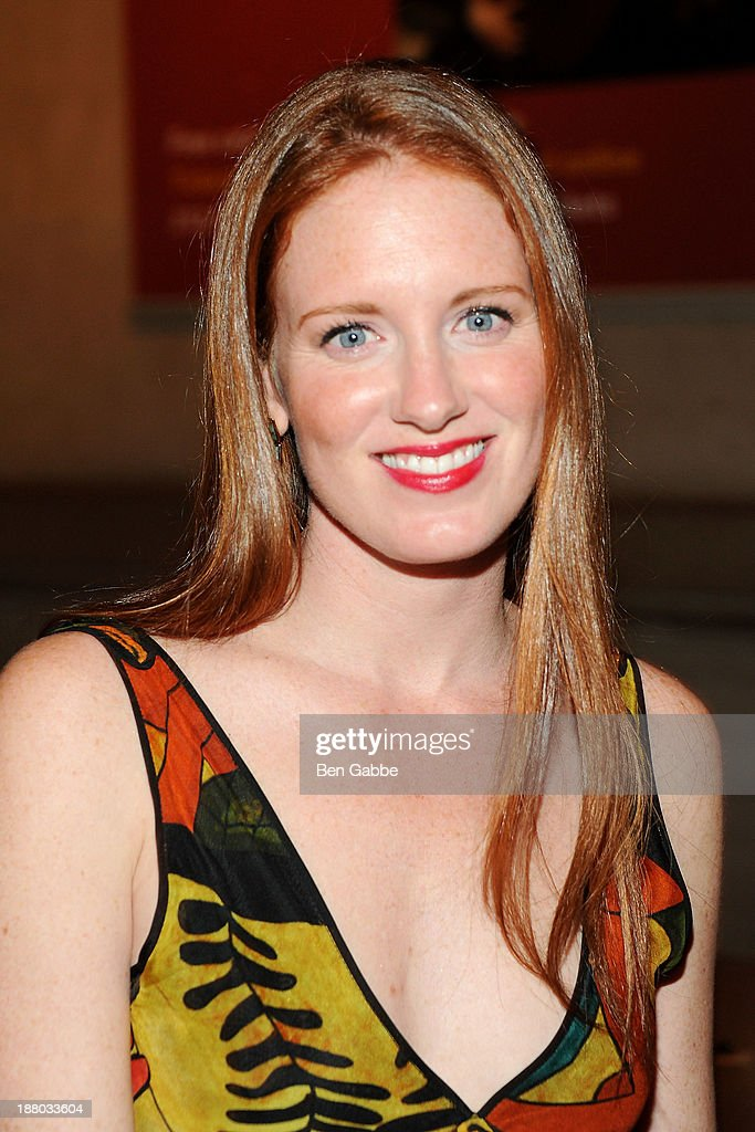 Bettina Prentice attends the 10th annual Apollo Circle benefit at Metropolitan Museum of Art on November 14, 2013 in New York City.