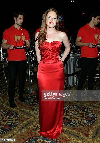Bettina Prentice attends The New Museum Annual Spring Gala at Cipriani Wall Street on April 1 2014 in New York City