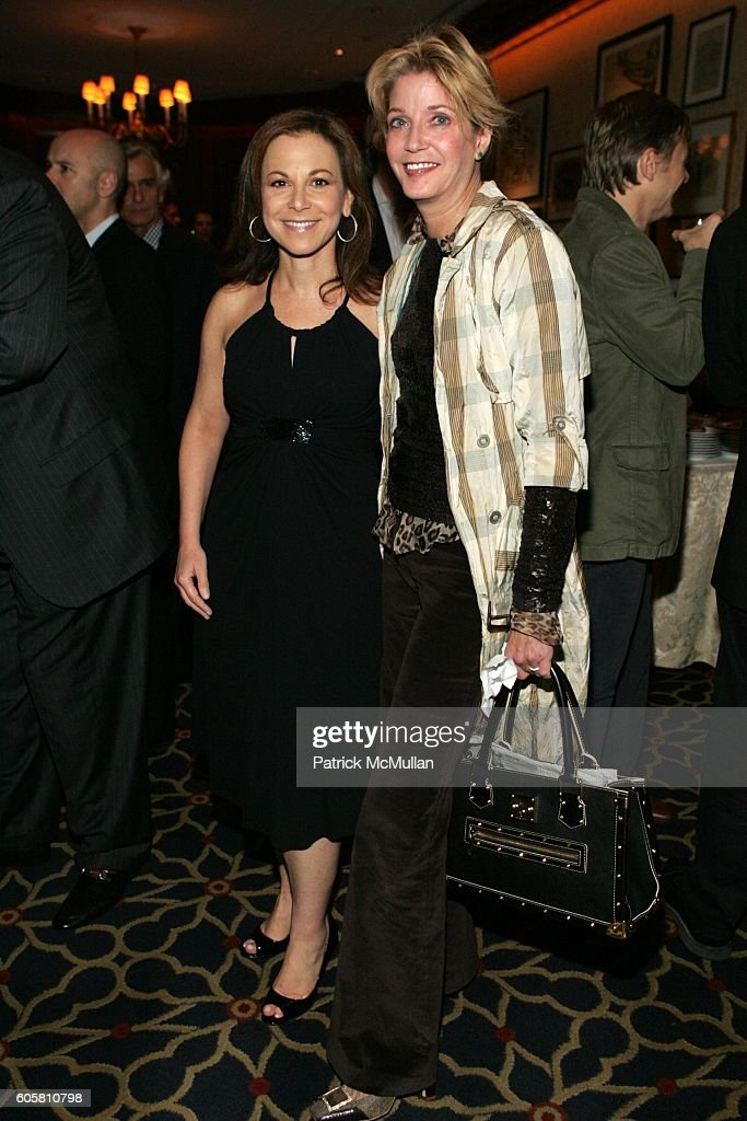 bettina zilkha and candace bushnell attend charles stevenson melissa biggs bradley jennifer isham - Melissa Biggs Bradley