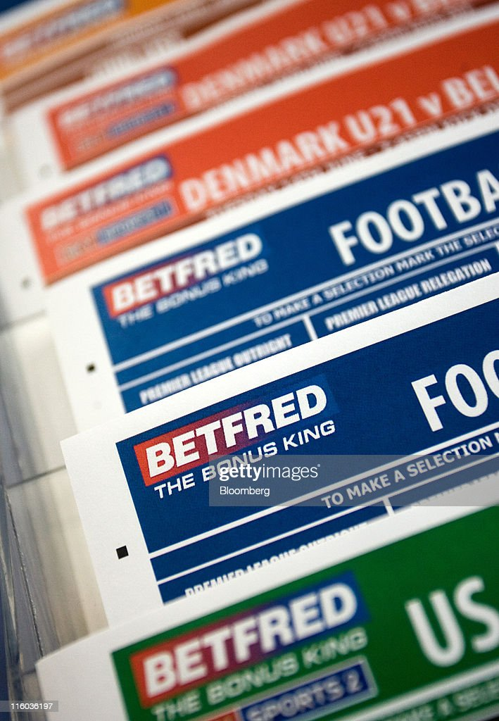 Betfred coupons