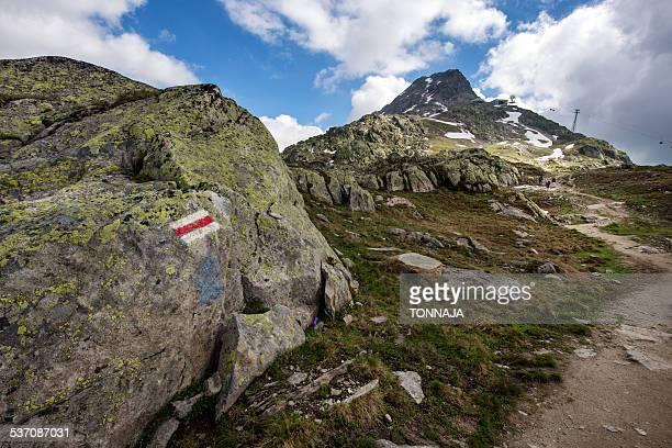 Bettmerhorn Variante trekking route