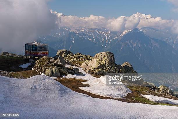 Bettmerhorn viewpoint, Switzerland
