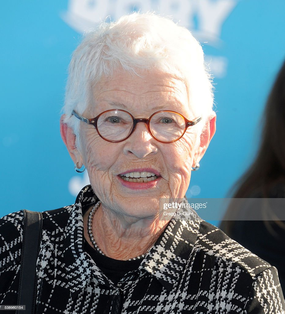 Betty DeGeneres arrives at the World Premiere of DisneyPixar's 'Finding Dory' at the El Capitan Theatre on June 8 2016 in Hollywood California