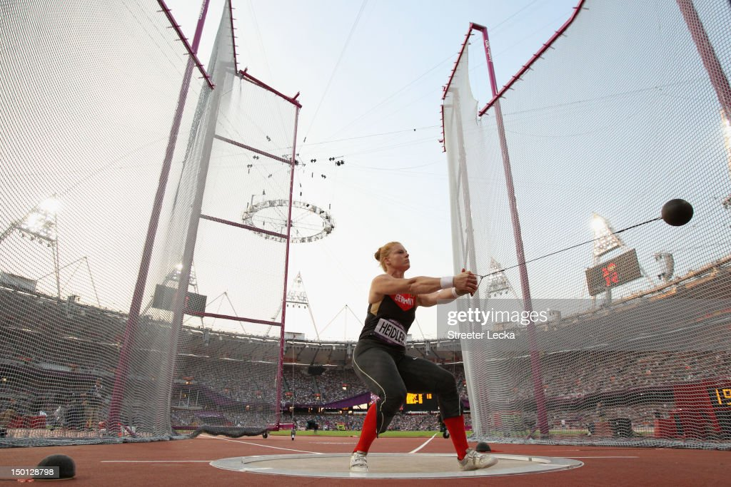 Olympics Day 14 - Athletics | Getty Images