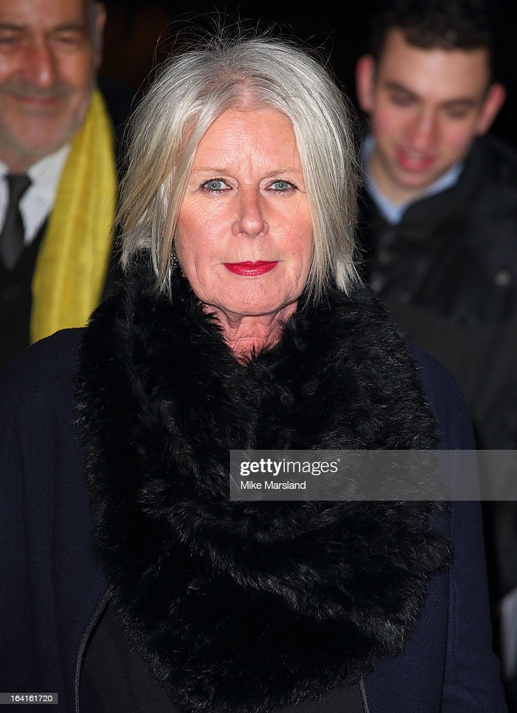 Betty Jackson attends the private view of 'David Bowie Is' at Victoria & Albert Museum on March 20, 2013 in London, England.