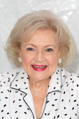 Betty White attends the 17th Annual Los Angeles Times Festival Of Books Day 2 at USC on April 22 2012 in Los Angeles California
