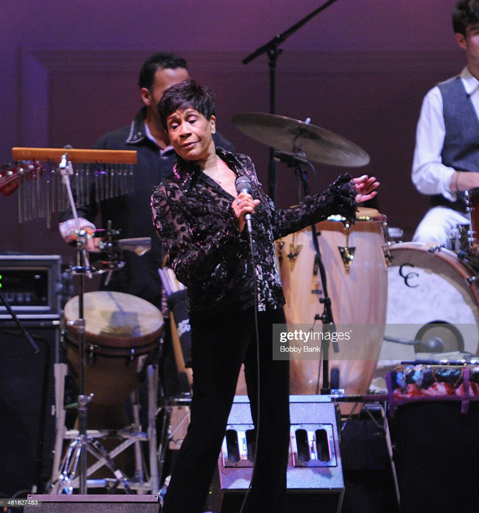 Bettye LaVette attends The Music of Paul Simon at Carnegie Hall on March 31, 2014 in New York City.