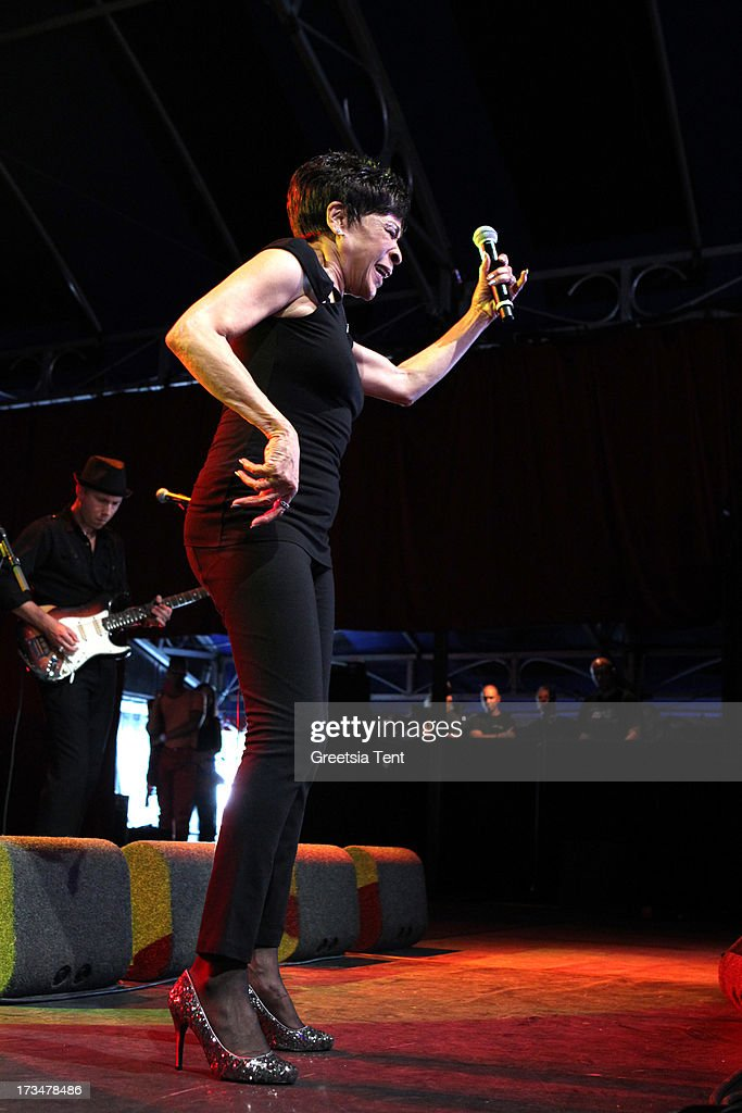 Bettye Lavette performs at day three of the North Sea Jazz Festival at Ahoy on July 14, 2013 in Rotterdam, Netherlands.