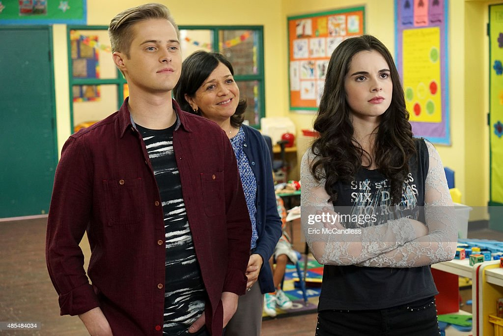 BIRTH 'Between Hope and Fear' Regina is caught off guard when Eric asks her to move in with him in an allnew episode of Switched at Birth airing...